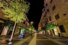 #Beirut is such a beauty at night #بيروت رائعة بالليل By Bassim Mahmoud #Lebanon #WeAreLebanon
