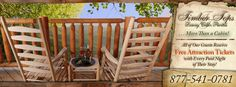Timber Tops Luxury Cabin Rentals in the Smoky Mountains of Tennessee. Cabins in Gatlinburg, Pigeon Forge, and Sevierville. http://www.yourcabin.com