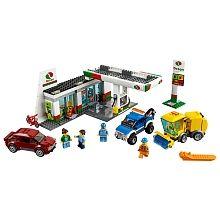 "LEGO City - Posto de Combustível - 60132 - LEGO - Toys""R""Us"