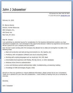 Administrative Assistant Cover Letter Cover Letter Examples