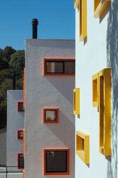 Casas Cubo,© Felipe Gomes