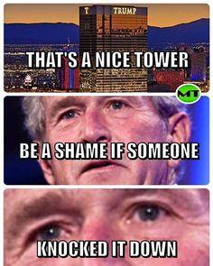 Something tells me Bush is up to something  #feelthebern #berniesanders2016 #bernieforpresident #bernie #bernie2016 #berniesanders #hillary2016 #hillary #clinton #HillaryClinton #donaldtrump #donald #donaldtrump2016 #politics #dem #marco