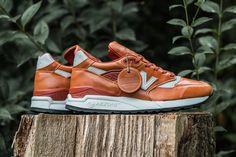 "New Balance 998 ""Bespoke Horween"" - EU Kicks: Sneaker Magazine"