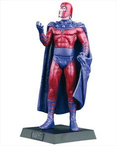 Marvel Figurines - Edição 05 - Magneto | Loja Eaglemoss - Coleções
