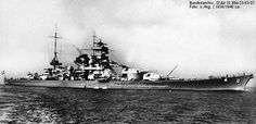 Scharnhorst: German Battleship of WWII