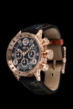 Brm-manufacture - Watches - V12-44-OR