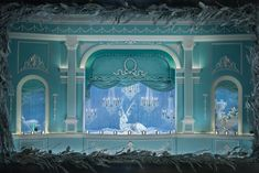 Where: Tiffany & Co. (727 Fifth Avenue) Theme: Miniature Theaters of the 19th CenturyTiffany & Co. borrowed from the miniature-theater traditions of the 19th century to create vignettes of winter landscapes featuring elegant chandeliers and stags — all done in the brand's sign...