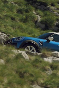 Increase the excitement with every incline. Add Stories with the new MINI Countryman. New Mini Countryman, Country Men, Mini Me, Offroad, Automobile, Road Trip, Adventure, Explore, Landscape