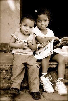Nicaraguan children