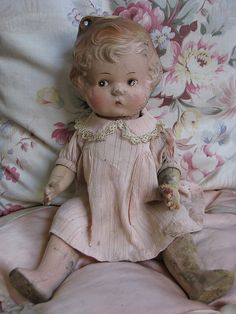 cute old dolly