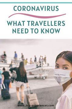 The spread of coronavirus is making travellers around the world worried. Health officials are urging everyone to take extra precautions and take extra measures in order to avoid influenza. Influenza, Need To Know, No Worries, Around The Worlds, Health, Travel, Voyage, Salud, Health Care