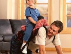For those that want a domesticated daddy, Cashel brings us the Daddle, a saddle for dads. Not a saddle specifically tailored for use by dads, but a saddle that Great Father's Day Gifts, Kids Running, Latest Celebrity News, Daddy Gifts, Funny Gifts, Gag Gifts, I Laughed, Westerns, Infant