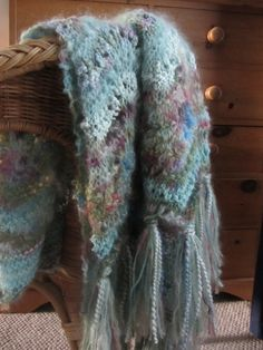 Colinette Yarns Absolutely Fabulous Throw