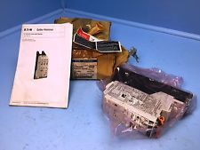 NEW Eaton S752L04N3S IT 54MM Soft Starter 4.4 Amps 3 HP 600V Cutler-Hammer NIB. See more pictures details at http://ift.tt/1OiOADR