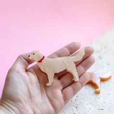 Then this is the brooch for you! We have a range of laser cut dog jewellery in our store, and here's our cute laser cut golden retriever design. Golden Retriever Gifts, Cat Coasters, Gifts For Dentist, Dog Jewelry, Cat Face, Cat Gifts, Little Red, Smiley, Kitty