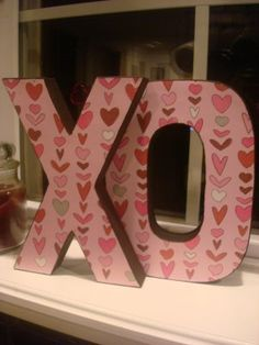Adorable and easy #Valentines Day #decorations #ValentinesDay