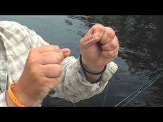 Fishing Tip - Rigging for Fly Fishing Muskies S11E13 | thenextbite.tv