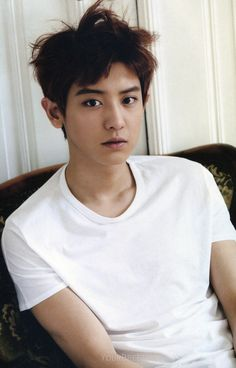 Chanyeol | EXO's first official photobook 'DIE JUNGS'