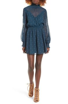 Tularosa Nadia Fit & Flare Dress available at #Nordstrom