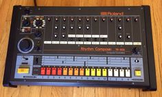 MATRIXSYNTH: Roland TR-808 SN 114263