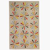 Found it at DwellStudio - PINWHEEL RUG