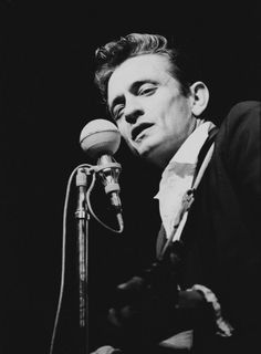 Hello this is Johnny Cash...