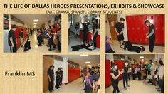 Biographies and Heroes came to life at Franklin MS