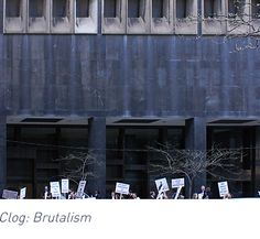 Brutalism Architectural Style  #architecture #brutalism Pinned by www.modlar.com