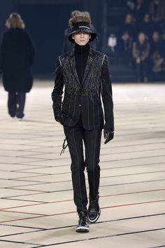 Dior Homme | Menswear - Autumn 2017 | Look 14