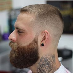 The 3 Long Beard Styles that rule the beard kingdom like true aggressive warriors yet elegance of Royalty are here to sweep you off your feet!
