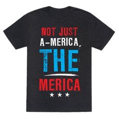 Show your pride for THE one and only Merica!  Perfect for proud american patriots, members of the military and veterans. Perfect for wearing and representing the USA on the fourth of July, Independence Day, memorial day, and watching fireworks and drinking beer in America, the land of the free and the home of the brave.