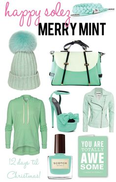 Merry Mint Gift Ideas and Finds!