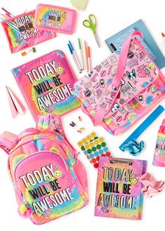 She'll <3 our new reversible backpacks and lunch totes. Two prints are better than one!