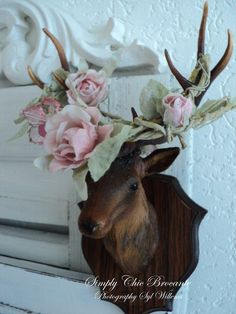 If you gotta have a deer head...