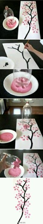 Cherry Blossom craft <3
