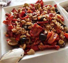 Akissmutfak: Kuru Domates Salatası