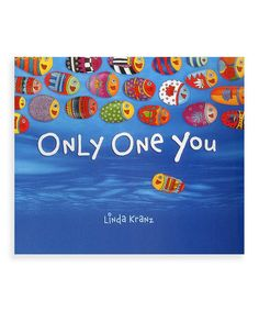 This Only One You Board Book is perfect! #zulilyfinds