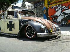 Volkswagen Beetle -- Rat Rod