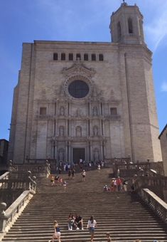 Girona – Villa Santa Cristina d'Aro Slenteren door smalle steegjes
