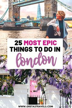 25 Most Epic things to do in London in only 2 days. Not sure how to spend 2 days in London? This London itinerary is just what you've been looking for. Discover 25 epic things to do in London in 2 days. Backpacking Europe, Europe Travel Guide, Travel Guides, Cottages England, London In 2 Days, Things To Do In London, Buckingham Palace, London England, England Uk