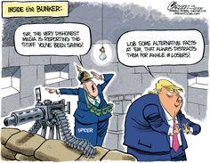 Stuart Carlson by Stuart Carlson for Feb 8, 2017 | Read Comic Strips at GoComics.com
