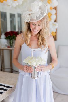 Host a Kentucky Derby Party - Fashionable Hostess Derby Recipe, Food Truck Wedding, Fashionable Hostess, Derby Day, Kentucky Derby Hats, Company Picnic, Party Entertainment, Outdoor Events, Summer Parties