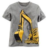 He'll love playing in the dirt with this fun excavator!<br>