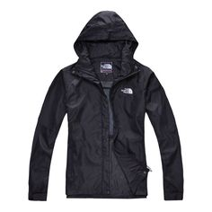 North face wind breaker