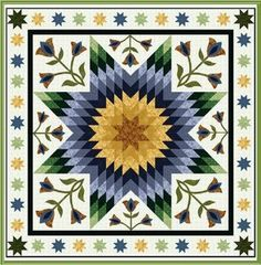 Tulip Time Quilt Kit-we have complete kits at drastically reduced prices.