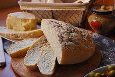 Pan blanco con semillas de amapola. | Cuchillito y Tenedor