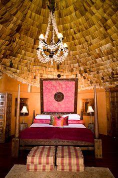 Ngorongoro Crater Lodge -   Ngorongoro/Serengeti, Tanzania