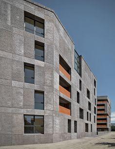 Andrea Martiradonna, cdm architetti associati, Edoardo Cappuccio, Giuseppe Donato, Tomaso Macchi Cassia · Social Housing CasaNova · Divisare