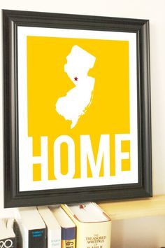 Home State, but instead of New Jersey I would put Minnesota and a different color background.