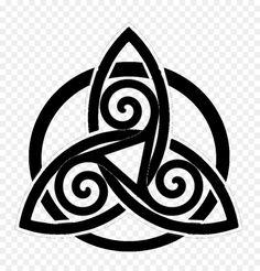 Norse Tattoo, Celtic Tattoos, Tribal Tattoos, Tatoos, Triple Goddess Symbol, Goddess Symbols, Celtic Quilt, Triquetra Meaning, Celtic Druids